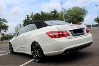 Mercedes-Benz E Class: MERCY E250 CABRIOLET AT PUTIH 2011 (IMG_5145.JPG)