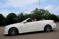 Mercedes-Benz E Class: MERCY E250 CABRIOLET AT PUTIH 2011 (IMG_5216.JPG)