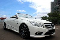 Mercedes-Benz E Class: MERCY E250 CABRIOLET AT PUTIH 2011 (IMG_5212.JPG)
