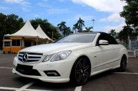 Mercedes-Benz E Class: MERCY E250 CABRIOLET AT PUTIH 2011 (IMG_5153.JPG)