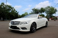Mercedes-Benz E Class: MERCY E250 CABRIOLET AT PUTIH 2011 (IMG_5215.JPG)
