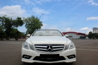 Mercedes-Benz E Class: MERCY E250 CABRIOLET AT PUTIH 2011 (IMG_5213.JPG)