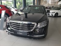 S Class: Dp rendah Mercedes-Benz S400 L NIK 2019 Ready Hitam