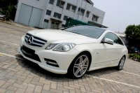 Jual Mercedes-Benz E Class: MERCY E250 COUPE AT PUTIH 2012