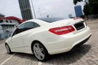 Mercedes-Benz E Class: MERCY E250 COUPE AT PUTIH 2012 (IMG_5477.JPG)