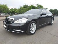 Jual Mercedes-Benz S Class: MERCY HITAM S300 AT HITAM 2008