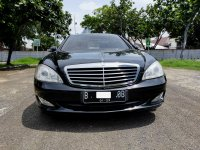 Jual Mercedes-Benz S Class: MERCY S300 AT HITAM 2007