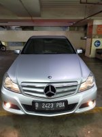 Jual Mercedes-Benz C Class: Mercedes benz c200 facelift 2012 antik