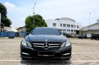 Jual Mercedes-Benz E Class: MERCY E250 COUOE AT HITAM 2013