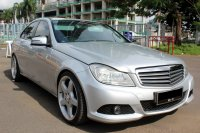 Jual Mercedes-Benz C Class: MERCY C200 AT SILVER 2011