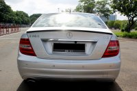 Mercedes-Benz C Class: MERCY C200 AT SILVER 2011 (IMG_4308.JPG)