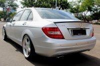Mercedes-Benz C Class: MERCY C200 AT SILVER 2011 (IMG_4307.JPG)