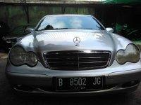 Mercedes-Benz: Dijual murah Mercy C180 2004