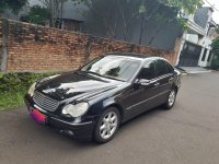 Mercedes-Benz C Class: Dijual Mercedes Benz C-Class C 240 Advantgarde A/T (2003) (WhatsApp Image 2020-04-13 at 10.52.35.jpeg)