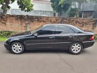 Mercedes-Benz C Class: Dijual Mercedes Benz C-Class C 240 Advantgarde A/T (2003) (WhatsApp Image 2020-04-13 at 10.52.44.jpeg)