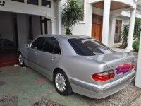 Mercedes-Benz E200: Dijual Mercedes Benz E-Class E 200 Kompressor (2000) (WhatsApp Image 2020-04-13 at 10.50.32 (1).jpeg)