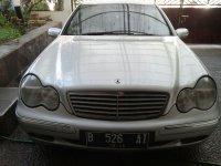 Mercedes-Benz C Class: Mercedes Benz C240 Elegance Dijual cepat (IMG-20151118-WA0001.jpg)