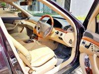 Mercedes-Benz S Class: MERCY S-CLASS S280 ATPM RESMI W220 V6 M112 ISTIMEWA (48ac680e-32cc-4adb-a255-03d37a6cbbbc.jpg)