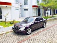 Mercedes-Benz S Class: MERCY S-CLASS S280 ATPM RESMI W220 V6 M112 ISTIMEWA (123d49ab-c6d3-49a9-8d48-75810815cc40.jpg)
