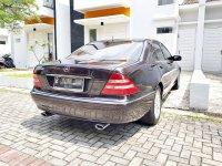 Mercedes-Benz S Class: MERCY S-CLASS S280 ATPM RESMI W220 V6 M112 ISTIMEWA (c10e01f5-ca6a-4139-97ea-5dfac2001893.jpg)