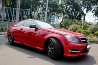 Mercedes-Benz C Class: MERCY C250 COUPE AMG A/T MERAH 2012 (IMG_1098.JPG)