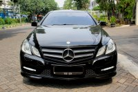 Mercedes-Benz E Class: MERCY E250 AMG COUPE HITAM 2013 (IMG_0468.JPG)