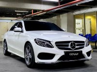 Mercedes-Benz C Class: Mercedes Benz C300 AMG 2018 KM Low 4.800