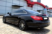 Jual Mercedes-Benz E Class: MERCY E250 AMG COUPE HITAM 2013