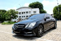 Mercedes-Benz E Class: MERCY E250 AMG COUPE HITAM 2013 (IMG_4657.JPG)