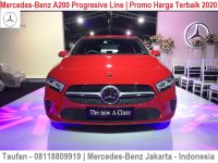 A Class: Promo Terbaru Dp20% Mercedes-Benz A200 Progresive 2019 Dealer Resmi