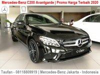 Jual Promo Terbaru Dp20% Mercedes-Benz C200 Avantgarde 2019 Dealer Resmi