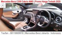 Promo Terbaru Dp20% Mercedes-Benz C200 Cabriolet 2019 Dealer Resmi (IMG_8626.JPG)