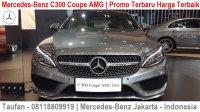 Jual Promo Terbaru Dp20% Mercedes-Benz C300 Coupe AMG 2019 Dealer Resmi