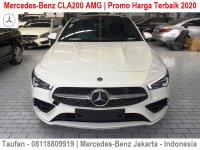 Promo Terbaru Dp20% Mercedes-Benz CLA200 AMG 2020 Dealer Resmi