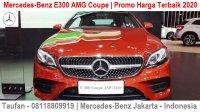 Promo Terbaru Dp20% Mercedes-Benz E300 Coupe AMG 2019 Dealer Resmi (promo mercedesbenz e300 coupe 2019.jpg)