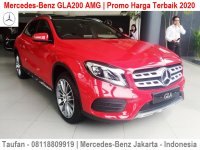 Jual Promo Terbaru Dp20% Mercedes-Benz GLA200 AMG Final Edition 2019