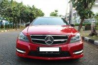 Jual Mercedes-Benz C Class: MERCEDES C-CLASS C250 MERAH 2012