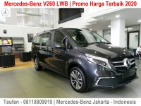 V Class: Promo Terbaru Dp20% Mercedes-Benz V260 LWB Electric Seat 2019