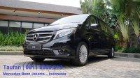 Jual Promo Terbaru Dp20% Mercedes-Benz Vito Lombardi 2019 Dealer Resmi