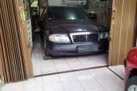 Jual Mercedes-Benz C Class: Mercedes Benz C200 W202 tahun 1997 Elegance dark Purple