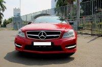Mercedes-Benz C Class: MERCY C250 AMG COUPE MERAH 2012 PAKAI 2013 (IMG_1101.JPG)