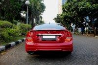 Mercedes-Benz C Class: MERCY C250 AMG COUPE MERAH 2012 PAKAI 2013 (IMG_0219.JPG)