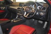 Mercedes-Benz C Class: MERCY C250 AMG COUPE MERAH 2012 PAKAI 2013 (IMG_0225.JPG)