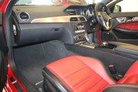Mercedes-Benz C Class: MERCY C250 AMG COUPE MERAH 2012 PAKAI 2013 (IMG_0227.JPG)