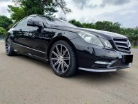 Mercedes-Benz E Class: JUALCEPAT MERCY E250 COUPE HITAM