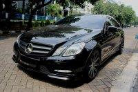 Mercedes-Benz E Class: JUALCEPAT MERCY E250 COUPE HITAM (IMG_0469.JPG)