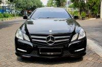 Mercedes-Benz E Class: JUALCEPAT MERCY E250 COUPE HITAM (IMG_0468.JPG)