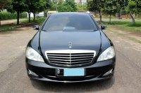 Jual Mercedes-Benz: MERCY S300 MATIC 2008 HITAM METALIC
