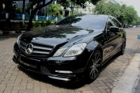 Jual Mercedes-Benz E Class: MERCY E250 COUPE HITAM 2013