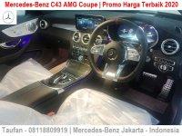 Mercedes-Benz C 43 Coupe AMG 2020 (NIK 2019) Dealer MercedesBenz (promo mercedes benz c43 coupe amg 2019.JPG)